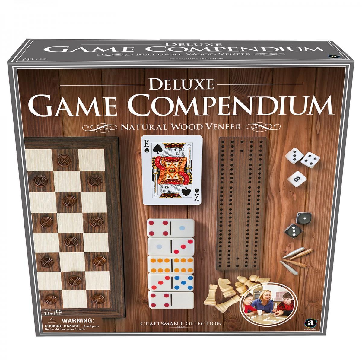 Deluxe Games Compendium