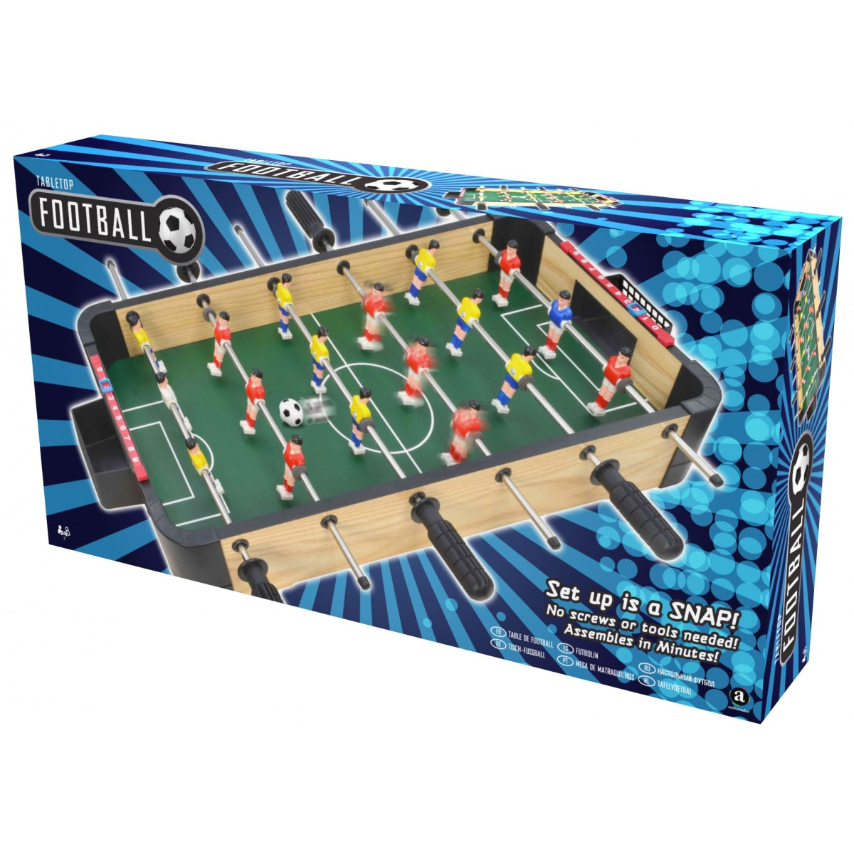 24  (60cm) Wood Tabletop Football (Foosball / Soccer)  sc 1 st  Merchant Ambassador & 24