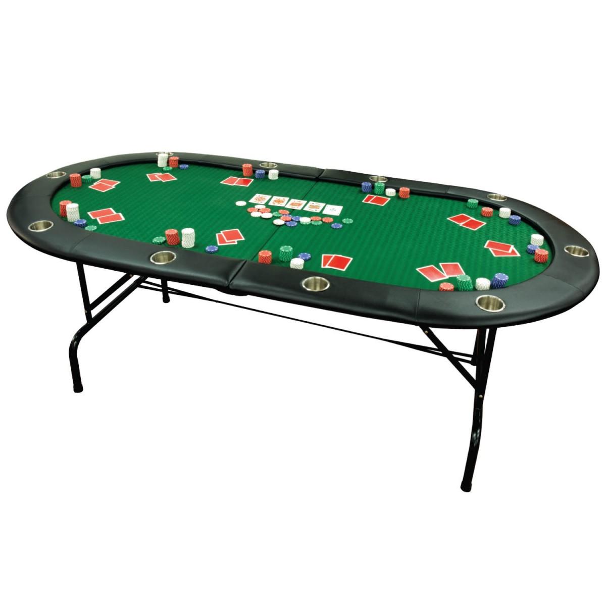 "ProPoker 9"" Foldable Texas Hold'em Poker Table"