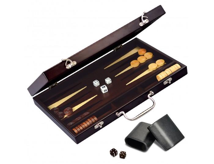 CRAFTSMAN Deluxe Backgammon Set