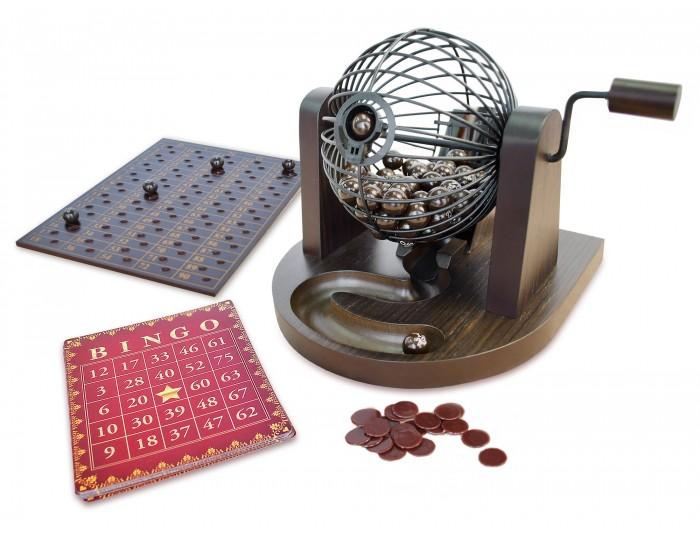 CRAFTSMAN Deluxe Bingo Set - 90 Balls