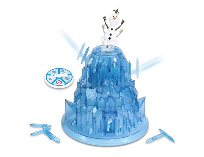 Frozen Olaf's Ice Castle Escape!