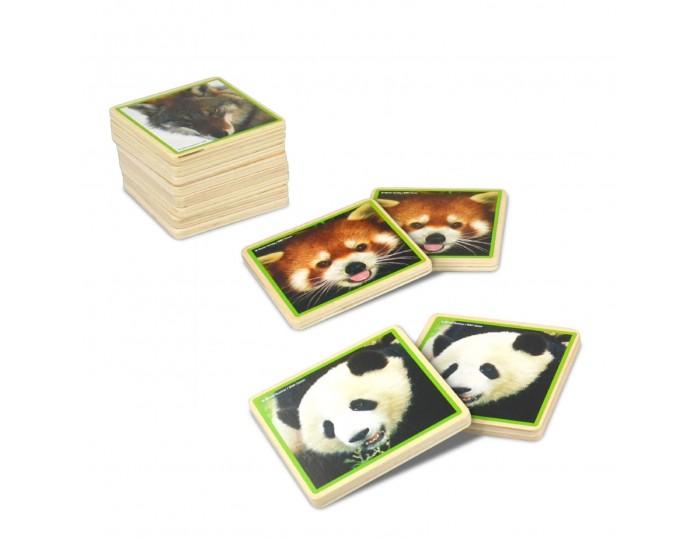 WWF Mammals Matching Game