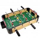"""20"""" Triple-Play Wood Tabletop Foosball (+Ping Pong + Slide Hockey)"""