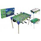 """32"""" Triple-Play Wood Foosball Table & Tabletop (+Ping Pong + Slide Hockey)"""