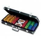ProPoker 400 Carbon Fiber poker set