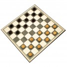 Deluxe Wood Checkers in Gift Box