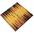 Deluxe Wood Backgammon in Gift Box