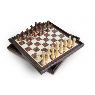 CRAFTSMAN Deluxe Chess Set