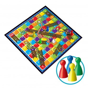 Kids Classics: Snakes & Ladders