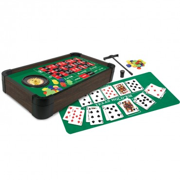 "20"" 4-in-1 Casino Table"