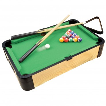 "16"" (40cm) Wood Tabletop Pool"