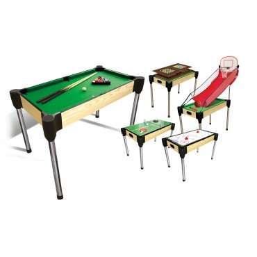 """48"""" 4 in 1 Combo Games Table"""