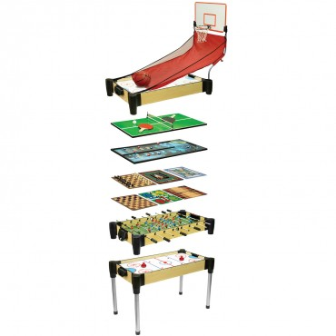 "48"" (122cm) 12-in-1 Games Table"