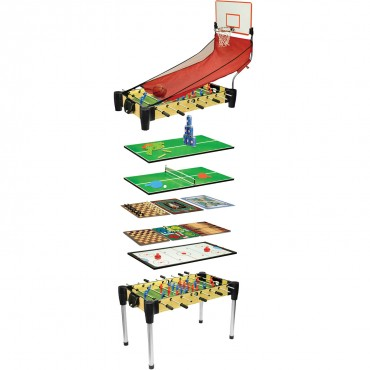 """48"""" (122cm) 12-in-1Games Table"""