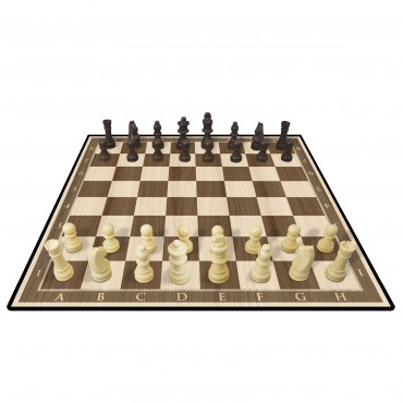 KASPAROV Wood Chess Set