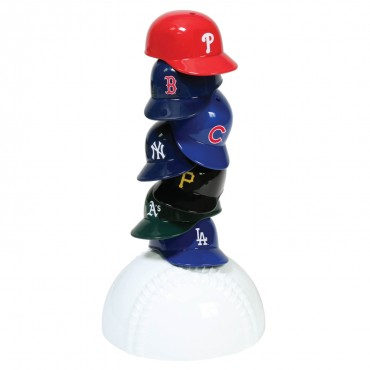 MLB Helmet Stacking Game