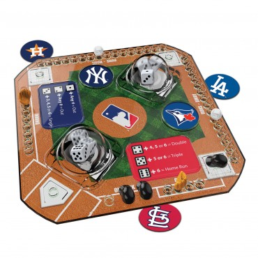MLB Dice Popup Game
