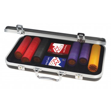 Floating Dragon Texas Hold'em Poker Set