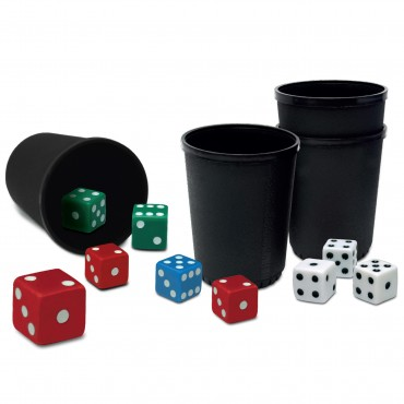 Grab & Go Games! - Travel Liars Dice