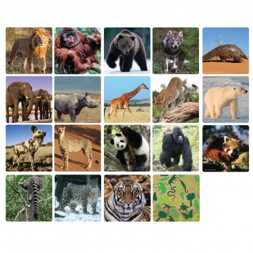 WWF Matching Game - Mammals