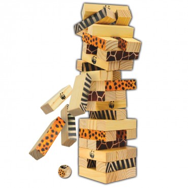 WWF Tumble Tower - Miombo