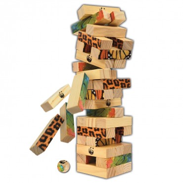 WWF Tumble Tower - Tropical