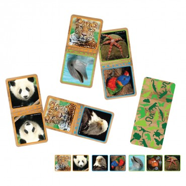WWF Wildlife Dominoes