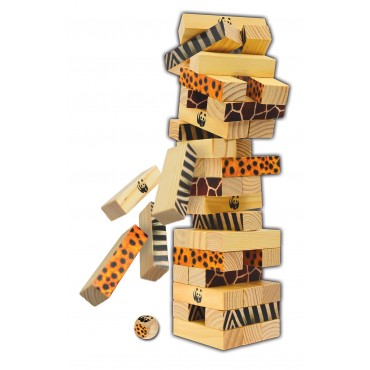WWF Miombo Tumble Tower