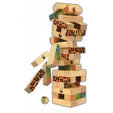 WWF Tropical Tumble Tower
