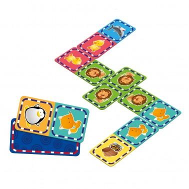 Kids Classics: Animal Dominoes