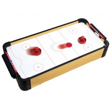 "24"" (60cm) Wood Tabletop Air Hockey"