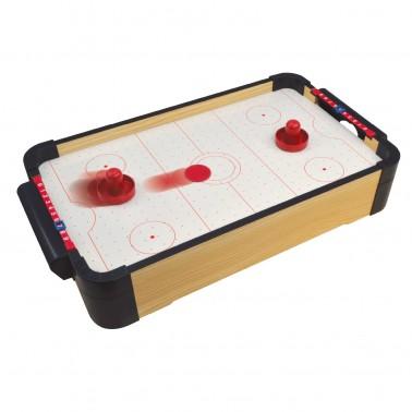 "20"" (50cm) Wood Tabletop Air Hockey"