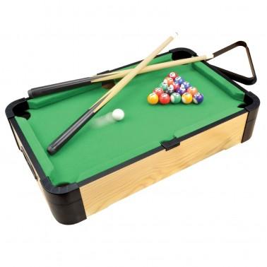 """20"""" (50cm) Wood Tabletop Pool"""