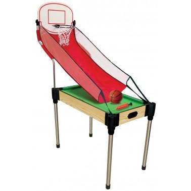 "36"" (92cm) 4-in-1  Table (Pool, Basketball, Table Tennis (Ping Pong), Slide Hockey)"