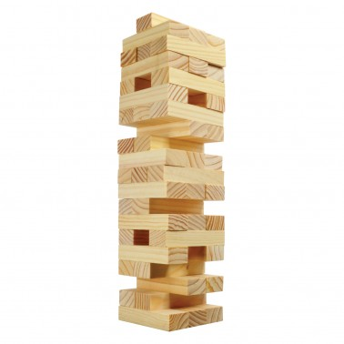 Deluxe Wood Tumblin' Tower in Gift Box