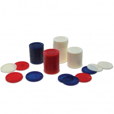 Classic Games Collection - 100 Poker Chips