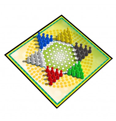 Kids Classics: Chinese Checkers