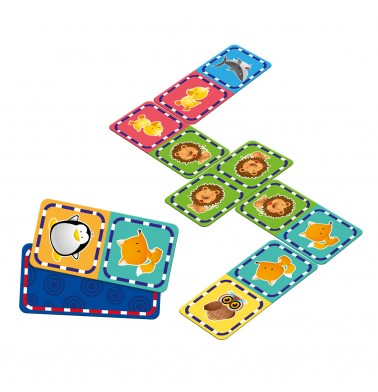 Kids Classics: Animal Dominoes