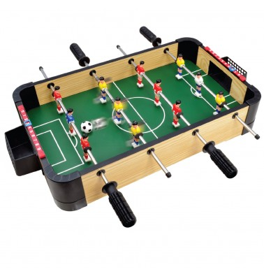 "20"" (50cm) Wood Tabletop Football (Foosball / Soccer)"