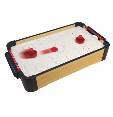 "20"" (50cm) Wood Tabletop Air Hockey"