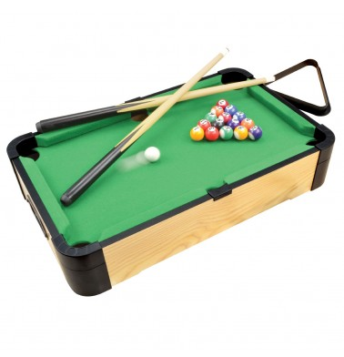 "20"" (50cm) Wood Tabletop Pool"