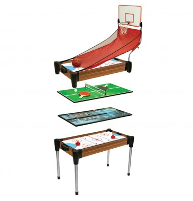 "48"" (122cm) 4-in-1 Games Table"