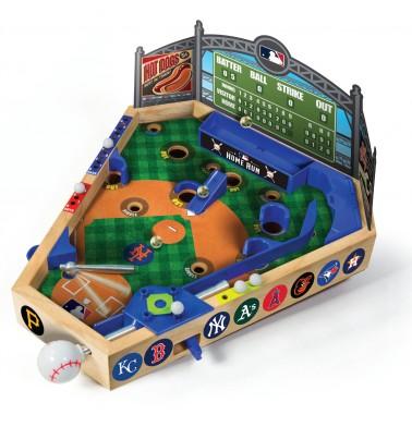 MLB Wooden Pinball Baseball