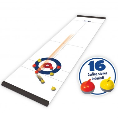 Roll-up Tabletop Curling