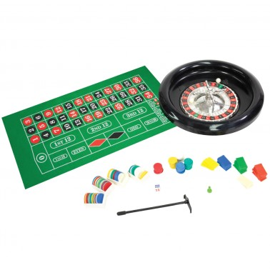 ProPoker Casino Roulette Set
