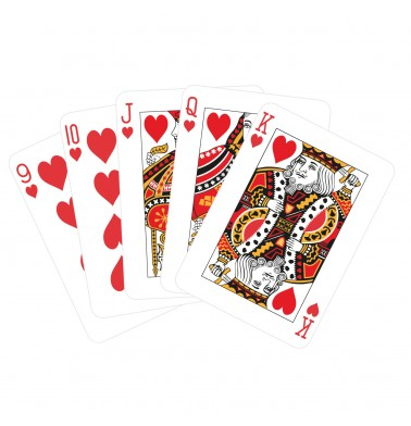 Classic Games Collection - 1 Deck Playing Cards