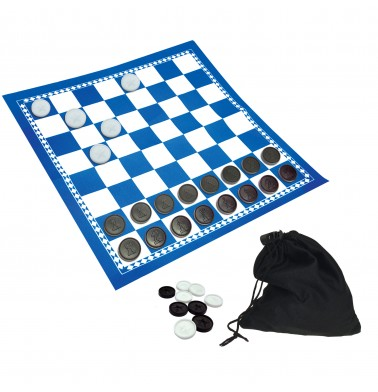 Grab & Go Games! - Travel Chess & Checkers