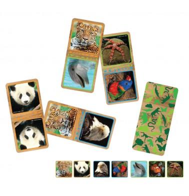 WWF Wildlife Dominoes