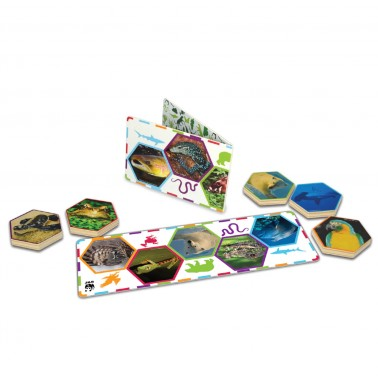 WWF Animal Bingo (Lotto)